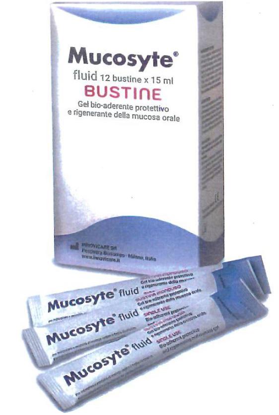 MUCOSYTE FLUID SOLUZIONE CONCENTRATA 12 BUSTINE 15 ML - Farmaseller