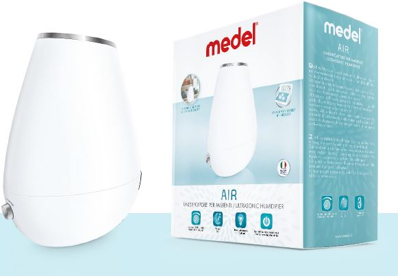 MEDEL AIR UMIDIFICATORE - Farmajoy