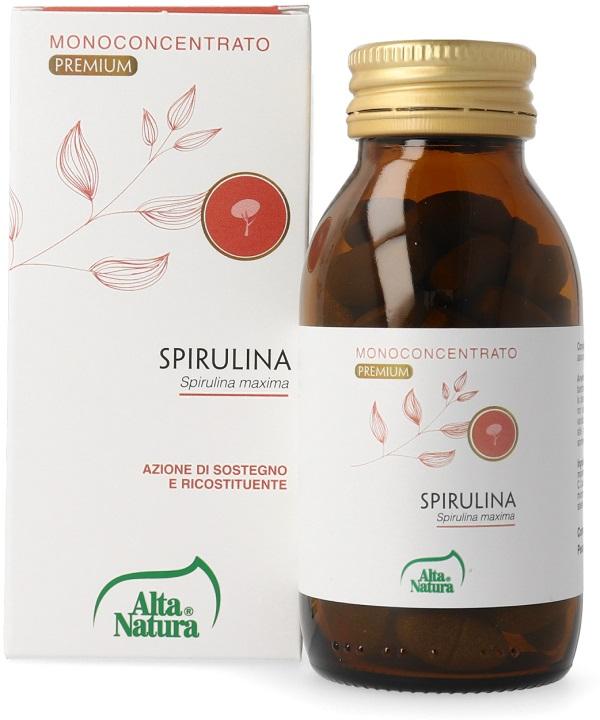 SPIRULINA 60 COMPRESSE 1500MG TERRANATA - Farmaseller