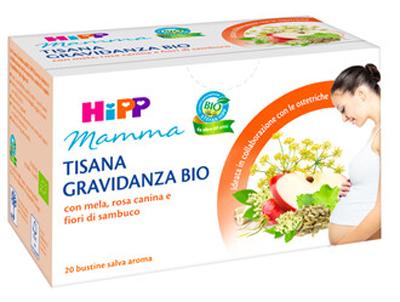 HIPP MAMMA BIO TISANA ALLATTAMENTO 20 FILTRI - Farmacia Centrale Dr. Monteleone Adriano