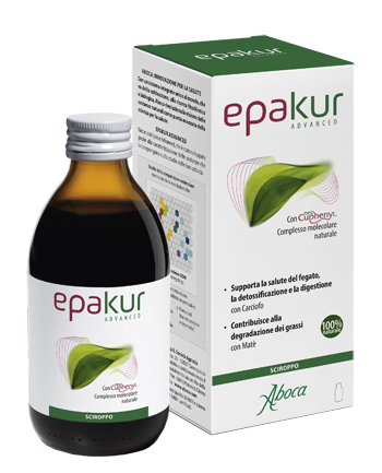 EPAKUR ADVANCED SCIROPPO 320 G - Farmaconvenienza.it