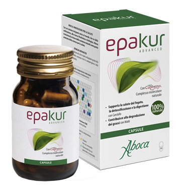 EPAKUR ADVANCED 50 CAPSULE - Farmaconvenienza.it