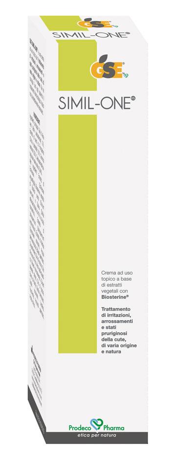 GSE SIMIL-ONE CREMA 100 ML - farmaciadeglispeziali.it
