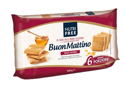 NUTRIFREE BUON MATTINO 260 G - Farmaseller