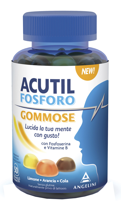 ACUTIL FOSFORO 50 CARAMELLE GOMMOSE - Farmafamily.it