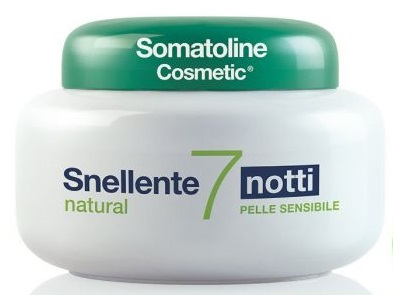 SOMATOLINE COSMETIC SNEL 7 NOTTI NATURAL 400 ML - farmaciadeglispeziali.it