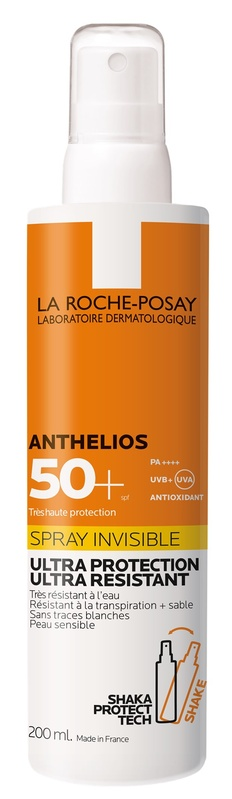 ANTHELIOS SHAKA SPRAY 50+ 200 ML - Spacefarma.it