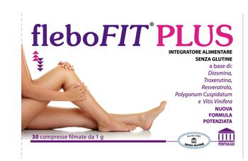 FLEBOFIT PLUS 30 COMPRESSE FILMATE - Farmafirst.it