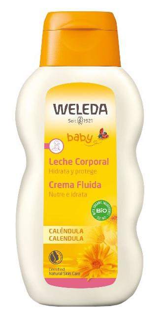 BABY CREMA FLUIDA CALENDULA 200 ML - Farmaseller