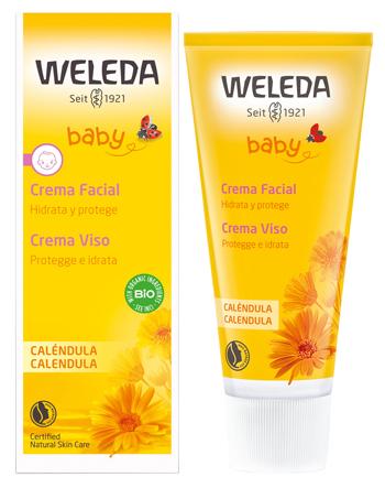 BABY CREMA VISO CALENDULA 50 ML - Farmaseller