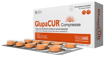 GLUPACUR 200 COMPRESSE MASTICABILI - Arcafarma.it
