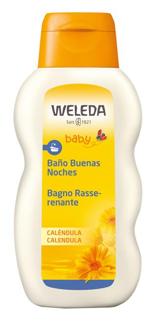 BABY BAGNO RASSERENANTE CALENDULA 200 ML - Farmaseller