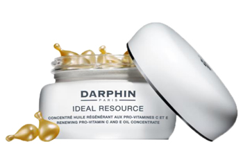 DARPHIN IDEAL RESOURCE ANTIAGE VISO PRO VITAMIN C AND E OIL CONCENTRATE CAPSULE 20 ML - Farmastar.it