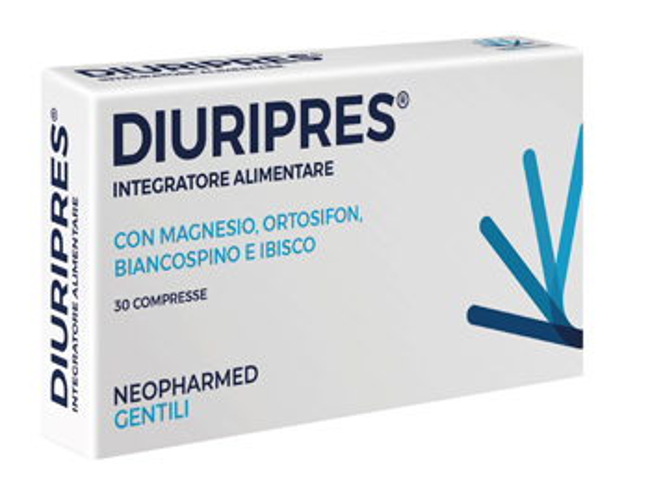 DIURIPRES 30 COMPRESSE - Farmaseller