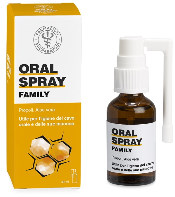 LFP Oralspray Family 30ml - Arcafarma.it
