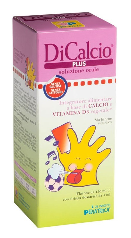 DICALCIO PLUS 150 ML - Farmaseller