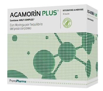 AGAMORIN PLUS 20 BUSTINE DA 5 G - Farmaseller