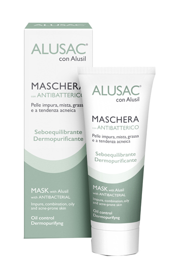 ALUSAC MASCHERA 75 ML - Zfarmacia