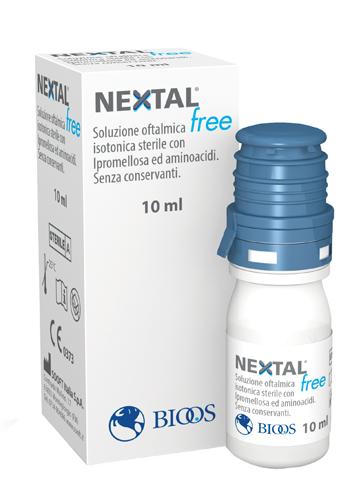 NEXTAL FREE COLLIRIO SOLUZIONE OFTALMICA 10 ML - Farmaseller