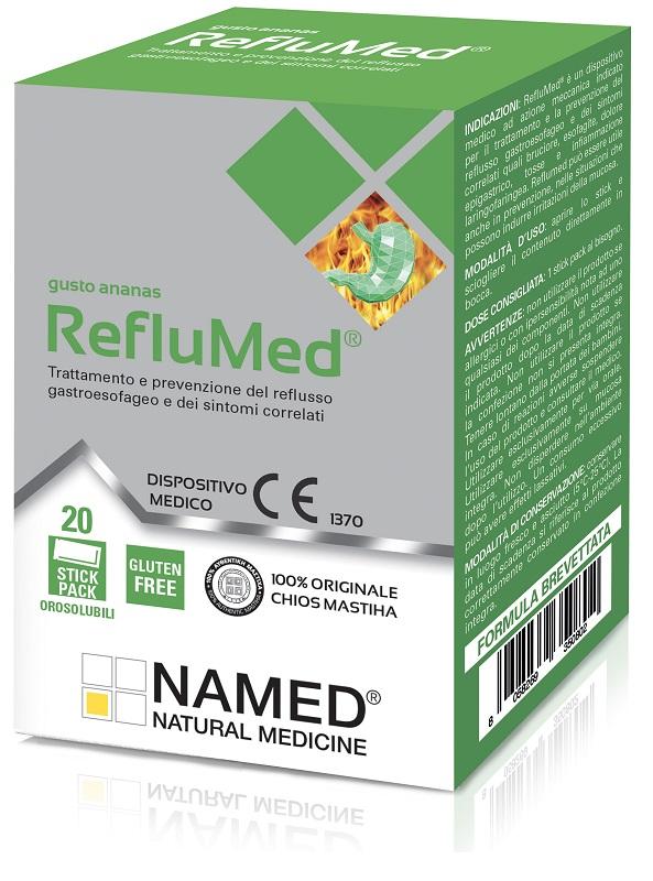 REFLUMED DM ANANAS 20 STICK - Farmaseller