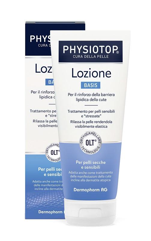 PHYSIOTOP BASIS LOZIONE 200 ML - Farmaseller
