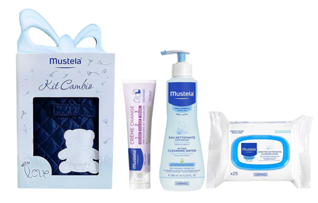 MUSTELA KIT CAMBIO COFANETTO - Farmaconvenienza.it