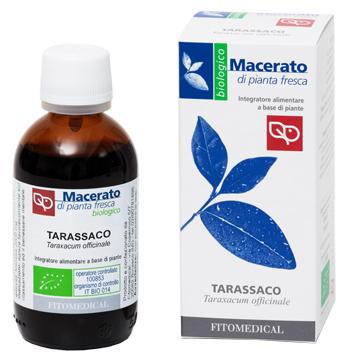 TARASSACO BIO TINTURA MADRE SOLUZIONE IDROALCOLICA 50 ML - Speedyfarma.it