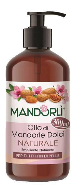 MANDORLI NATURALE OLIO CORPO 300 ML - Farmaunclick.it