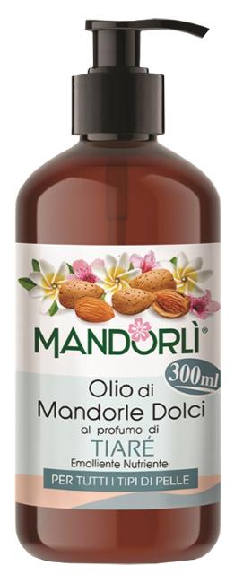MANDORLI TIARE OLIO CORPO 300 ML - Farmaseller