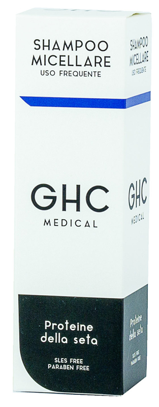 GHC MEDICAL SHAMPOO MICELLARE 200 ML - Farmaseller