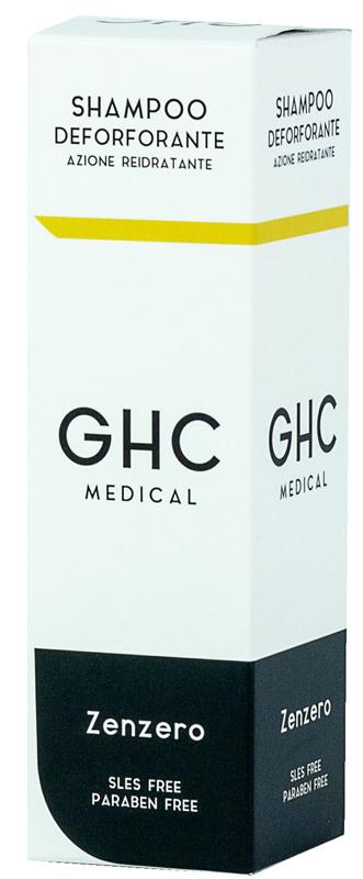 GHC MEDICAL SHAMPOO DEFORFORANTE 200 ML - Farmaseller