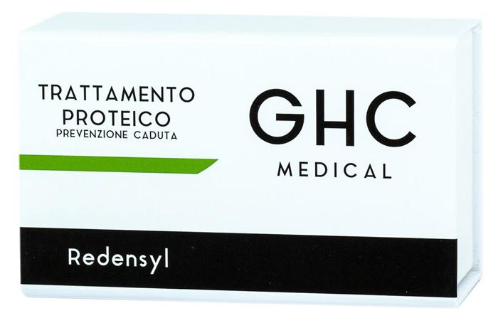 GHC MEDICAL TRATTAMENTO PROTEICO 10 FIALE DA 10 ML - Farmaseller