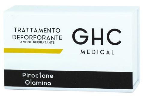 GHC MEDICAL TRATTAMENTO DEFORFORANTE 10 FIALE DA 10 ML - Farmaseller
