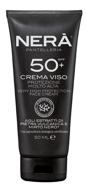 NERA' CREMA VISO SPF50+ PROTEZIONE MOLTO ALTA 50 ML - farmaventura.it