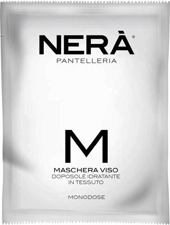 NERA' MASCHERA TESSUTO DOPOSOLE - farmaventura.it