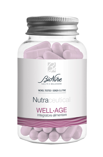 BIONIKE NUTRACEUTICAL WELL-AGE 60 CAPSULE - Farmapage.it