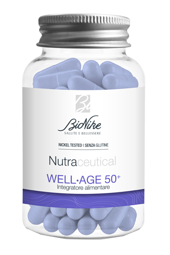BIONIKE NUTRACEUTICAL WELL-AGE 50+ 60 CAPSULE - Farmapage.it