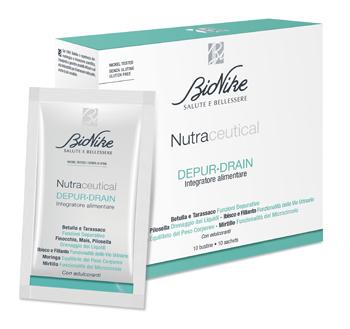 NUTRACEUTICAL DEPUR-DRAIN 10 BUSTINE - Farmalilla