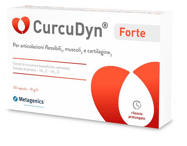 CURCUDYN FORTE 30 CAPSULE - Spacefarma.it