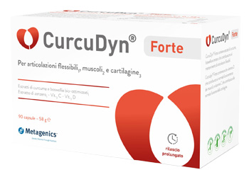 CURCUDYN FORTE 90 CAPSULE - Spacefarma.it