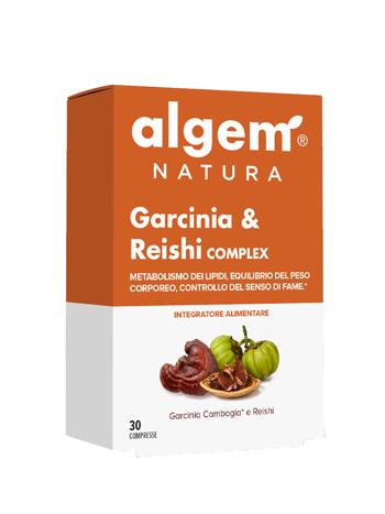 GARCINIA&REISHI COMPLEX 30 CAPSULE - Farmaseller