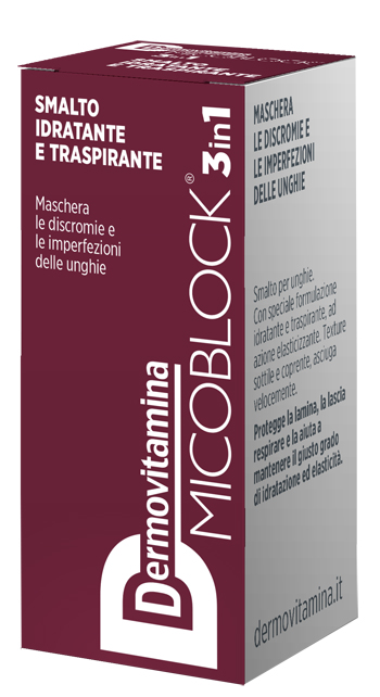 DERMOVITAMINA MICO SMALTO BORDEAUX 5 ML - Farmaseller