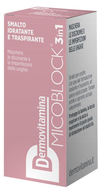 DERMOVITAMINA MICO SMALTO NUDE 5 ML - Farmaseller