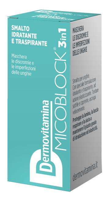 DERMOVITAMINA MICO SMALTO TURCHESE 5 ML - farmasorriso.com