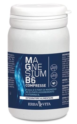 MAGNESIUM B6 60 COMPRESSE - Farmaseller