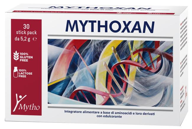 MYTHOXAN 30 BUSTINE - Parafarmacia la Fattoria della Salute S.n.c. di Delfini Dott.ssa Giulia e Marra Dott.ssa Michela