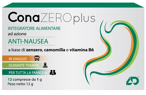 CONAZERO PLUS 12 COMPRESSE - Farmaseller