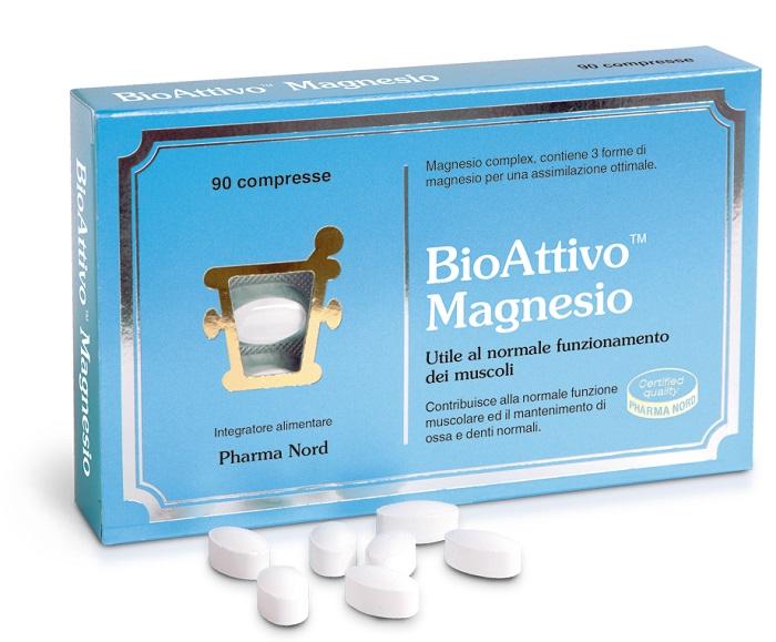 BIOATTIVO MAGNESIO 90 COMPRESSE - Farmacia Giotti