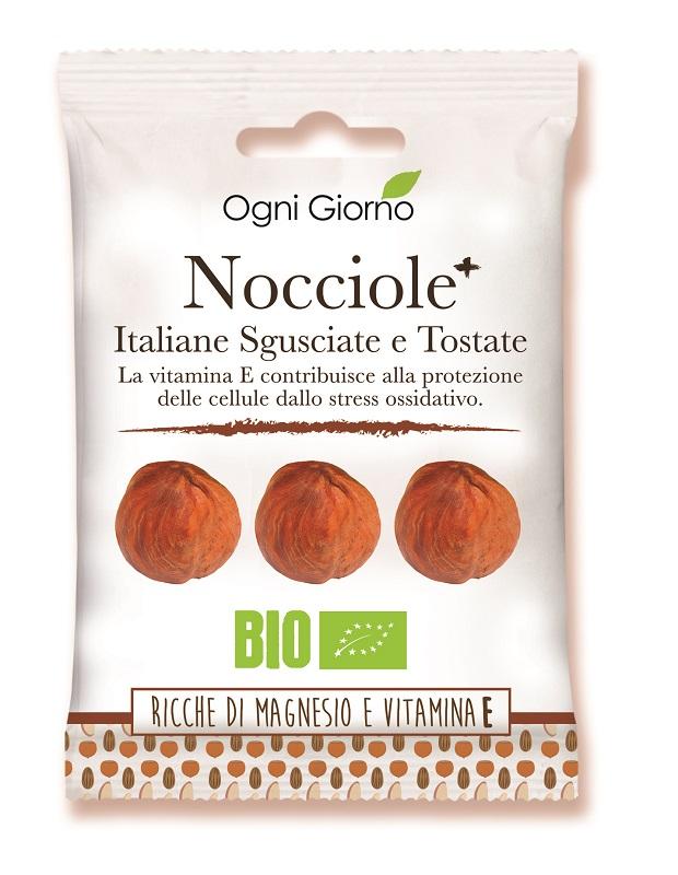 OGNIGIORNO NOCCIOLE ITALIANE SGUSCIATE 30 G - Farmaseller