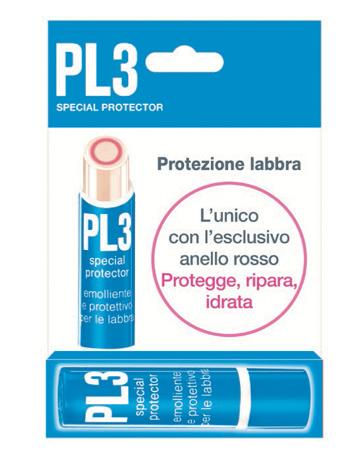 PL3 STICK SPECIAL PROTECTOR LABBRA CON ASTUCCIO - Farmafamily.it